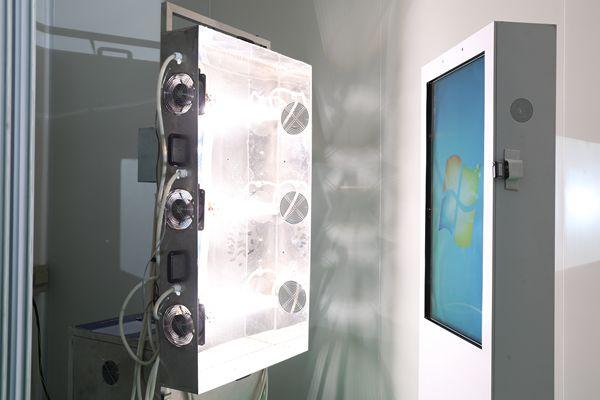 迅豹太阳辐射模拟实验室