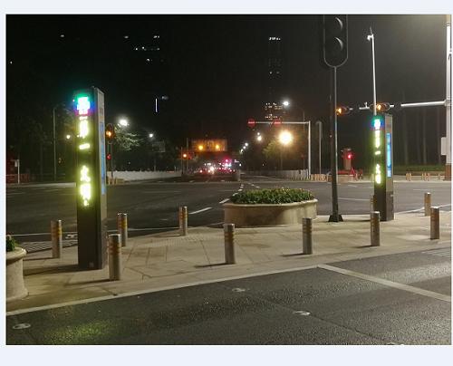 深圳智能交通指示灯